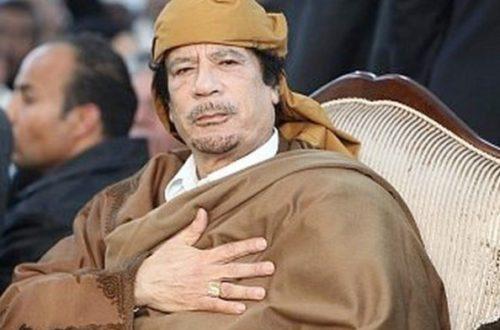 Article : De quoi l'actualité libyenne est-elle révélatrice ?